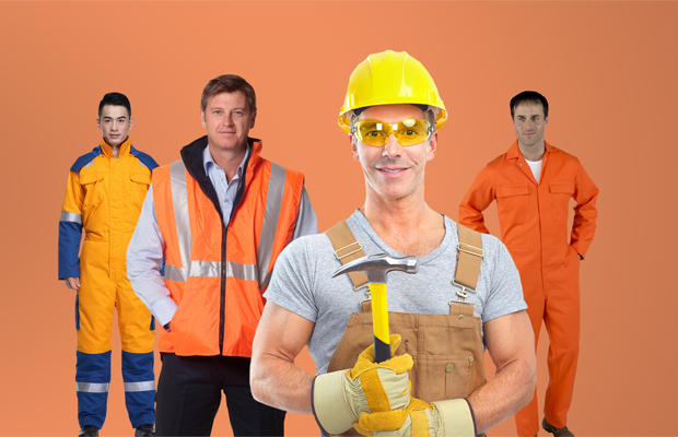 Industrial Uniforms & Coverall Manufacturers & Suppliers Company in